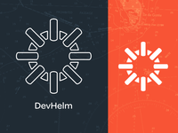 DevHelm - Logo