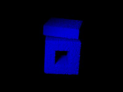 Oblik Logo – 3D Exploration typography showcase fun dark maya 3ds max material 3d blender identity branding logo