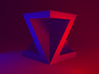 36 Days of Type - Z 3dtext illustration texture design daysoftype 36dot lettering type graphic blender 3d letters type design