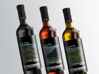 Discrep – Wine Bottles Design