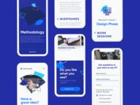 BetaPeak Mobile Version
