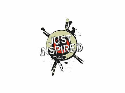 Just Inspired Logo skateboarding logo brand