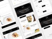 Recipe app for iOS