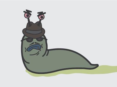 Slug dribbe
