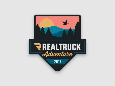 RealTruck Adventure 2017 Expedition Patch