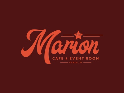 The Marion Cafe