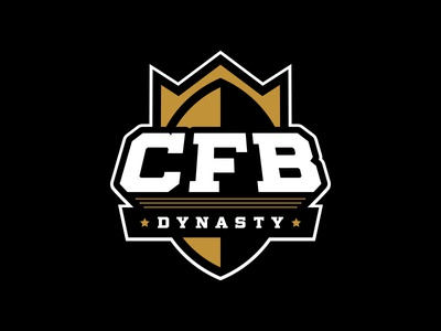 College Football Dynasty - Badge