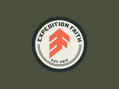 Expedition Faith Badge