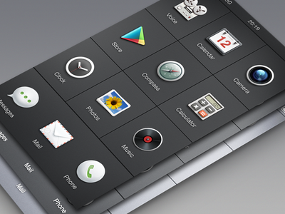 Smartisan OS smartisan os icons android rom paco china ui ios icon