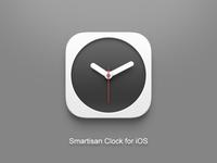Smartisanos clock