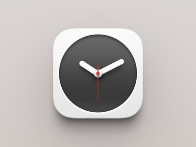 Smartisan Clock clock time ios smartisan china white iphone ui alarm stopwatch timer worldclock