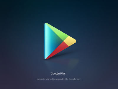 Google Play Icon icon google play paco logo
