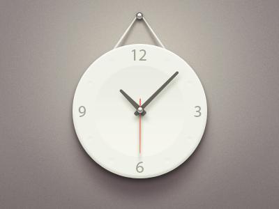 Clock app logo icon clock paco time watch china