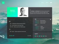 Ivan | minimal resume template