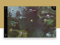 Fediverse Map
