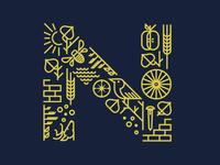 Symbols of Nebraska