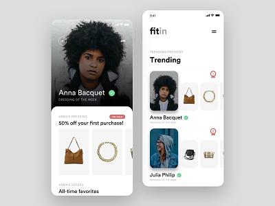 Luxury app tryout 2 designer freelance paris design meneur thadde clean ux ui