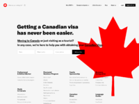 Canada  homepage