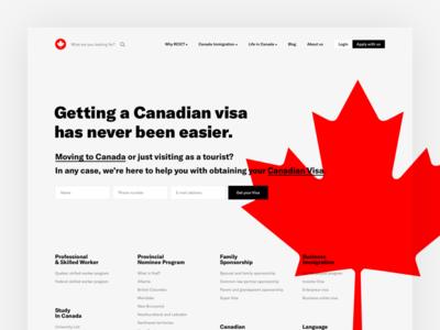 🇨🇦 Get your Canadian Visa