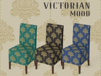 Victorian Mood Chairs