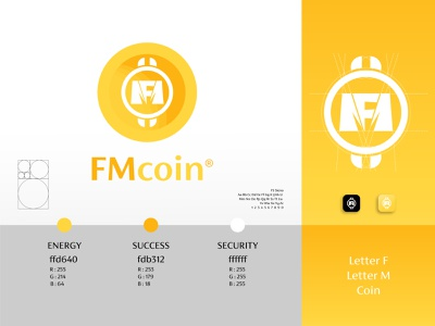 Crypto Coin Logo concept flat currency coin logo crypto coin crypto logo mark m letter logo f letter logo f letter bdlogodesign bangladeshi logo designer bangladesh minimalist logo logo ideas logodesign design bangladeshi illustration logo