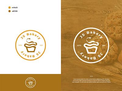 Bakery Logo Design | modern logo design business logo corporate logo colorful logo modern logo bakery bakery logo ui branding design bangladesh bangladeshi minimalist logo logo ideas logodesign illustration logo