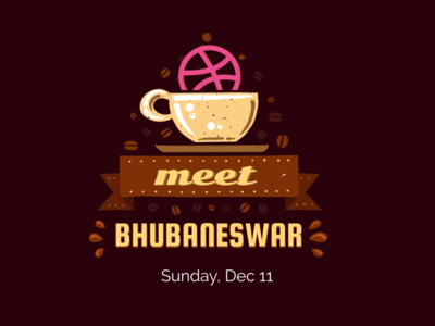 Dribbble Meet Bhubaneswar
