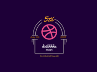 Dribbble Meet Bhubaneswar July 2017