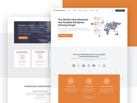 GeoDirectory Landing Page