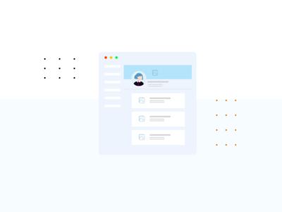UsersWP - User directory for WordPress icon vector photoshop ui illustration web ux landing page design branding