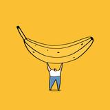 Banana Shelf