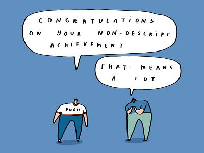 Congratulations banana shelf comedy card ideas humour funny illustration illustration