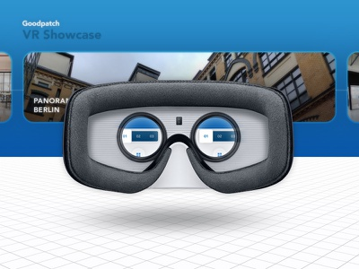 Entering VR code design journey reality virtual space lab prototyping ui berlin goodpatch vr
