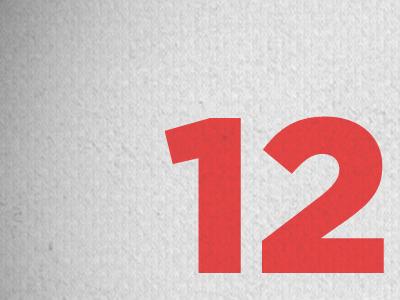 12 red 1 2 twelve spaceship 12412