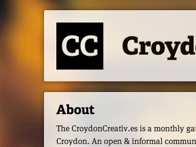 CroydonCreativ.es croydon london creative meetup geekup