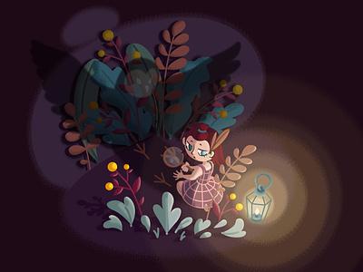Owl character vector illustration design