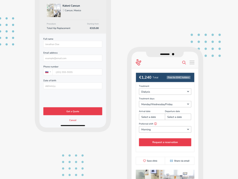 booknowmed / Mobile booking health app medical app medical clinic appdesign uxdesign ui responsive design responsive app web travel