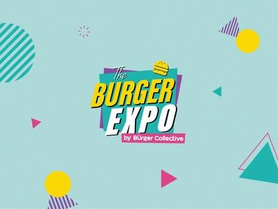 The Burger Expo / Logo