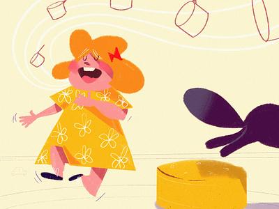 Song character design kidlit art kidlit song childhood children design character procreate digital art illustrator illustration