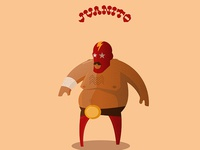 Luchadores - Juanito