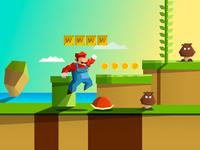 Scene 1 - Mario
