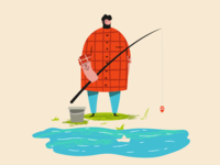 F is for Fisherman