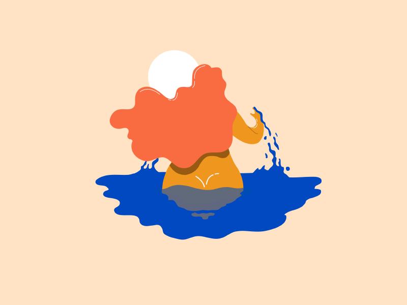 Bathingmama