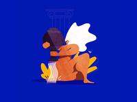 Zodiac : aquarius ♒️ - alt version