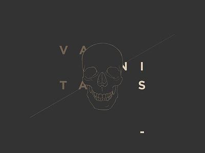 Vanitas minimal vector skull vanitas illustration design alchemy