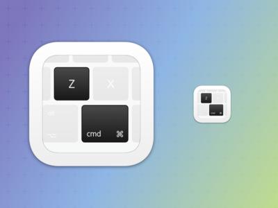 005 App Icon - Edit Undo
