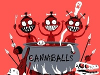 Canniballs - voleyball team