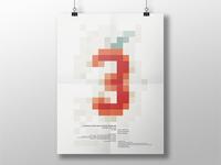 GGC Bialystok 3rd anniversary poster