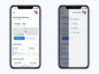 Time tracker employee app