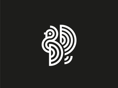 Turkey - Thanksgiving bird mexico thanksgiving turkey line geometric animal illustration icon symbol logo